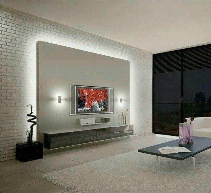 salon deco meuble tv