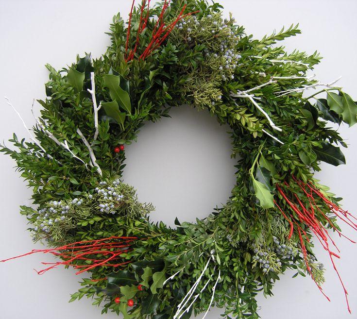 fresh christmas wreaths at walmart