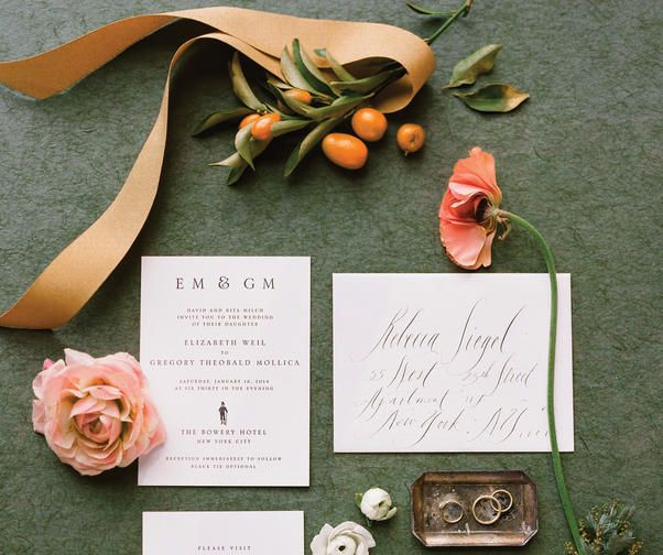 wording for formal wedding invitations when everyone is hosting - Wedding Etiquette Invitations