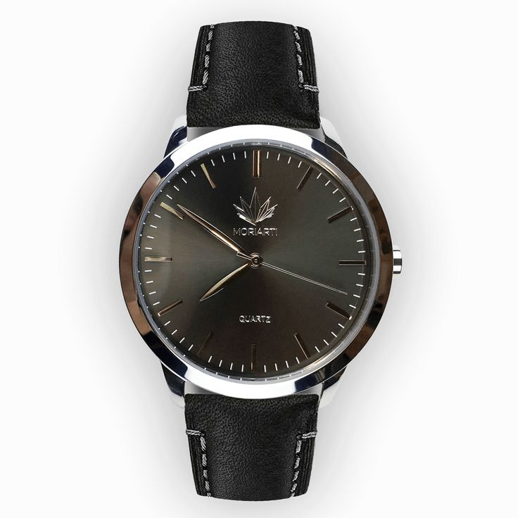 The Moriarti MK I Vintage Inspired Classic Men's Watch