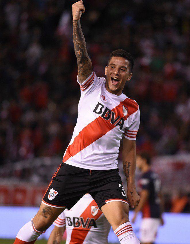 Driussi #River #Juvenil #Cantera #Ramos