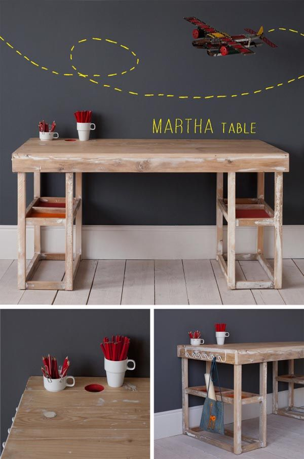 I'd like a table just like Martha's!