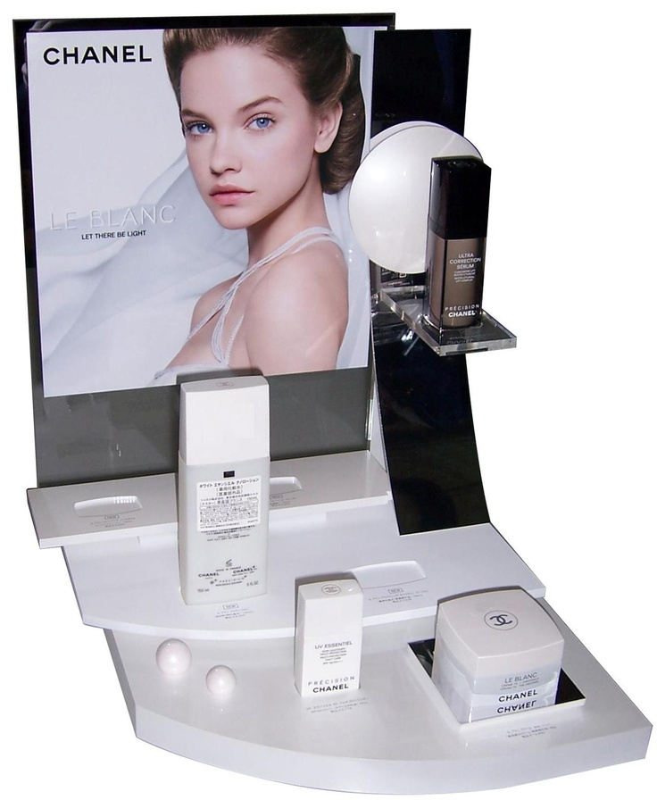 Display Countertop for Cosmetic