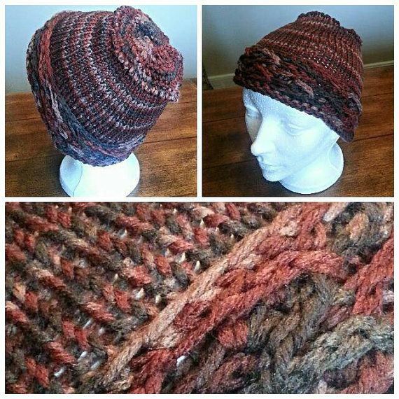 Check out this item in my Etsy shop https://www.etsy.com/listing/258081114/custom-designed-one-of-a-kind-slouchy