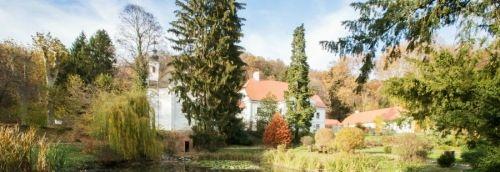 Május elsejétől látogatható a püspökszentlászlói kastély és arborétum | Magyar Kurír - katolikus hírportál