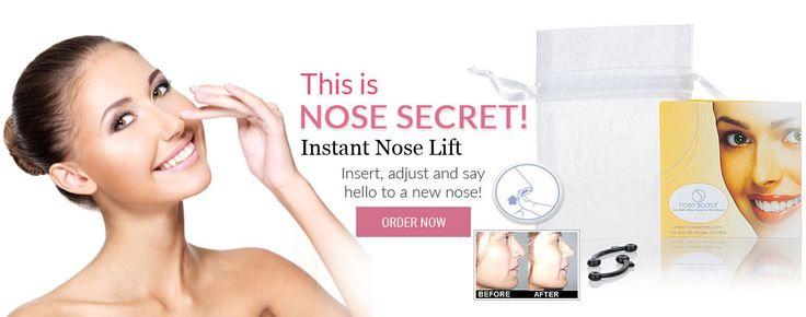 Original Nose Secret - Nose Reshaping Tool   Nose Reshaping Without Surgery   Nose Reshaping