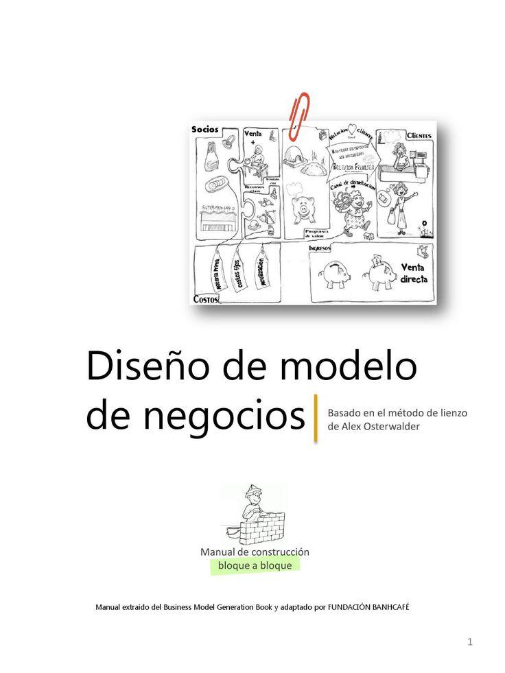 Manual Ideas de Negocios  Guía práctica para emprendedores que desean iniciar su propio negocio.