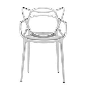 CASANOVA Møbler — KARTELL - Masters stol - krom