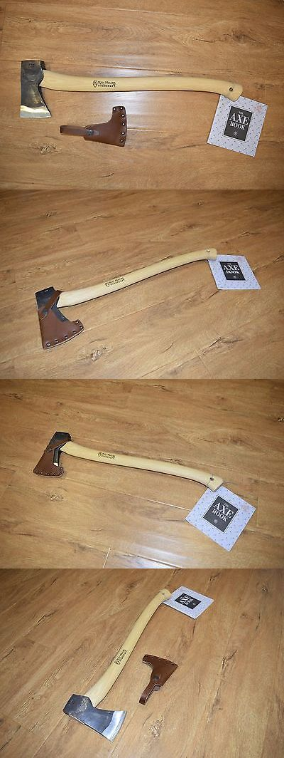 Camping Hatchets and Axes 75234: New Gransfors Bruks Wilderness Axe - Ray Mears Edition -> BUY IT NOW ONLY: $223 on eBay!