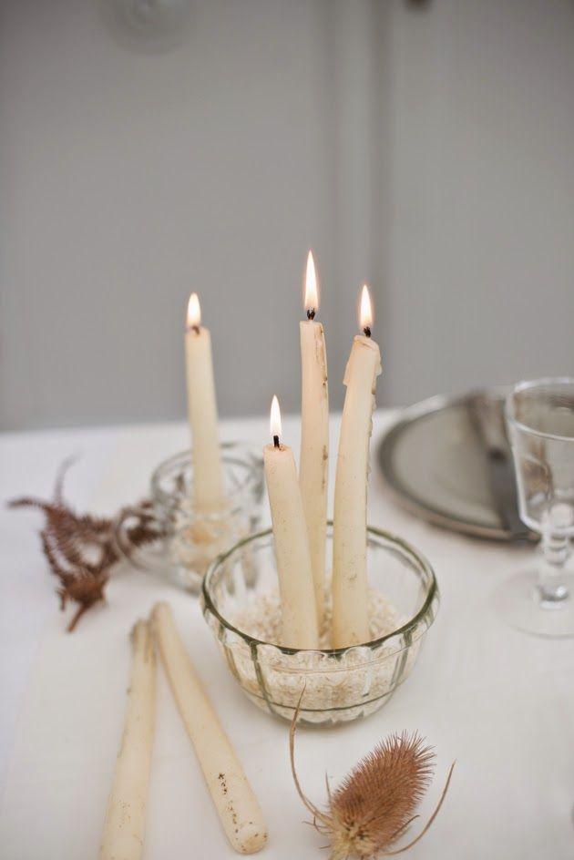 valdirose: candle light