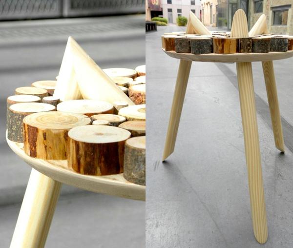 Wood'Insane Design: Coffee Tables | Design Don't Panic