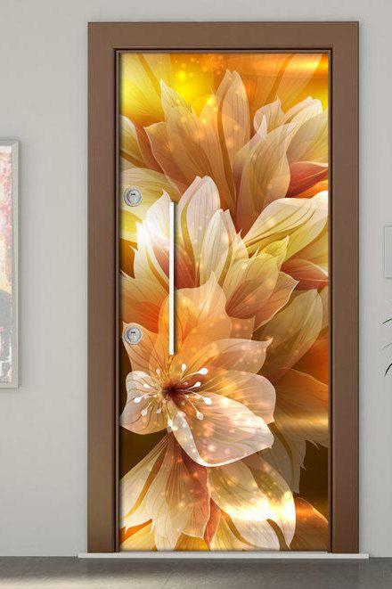 Door Wall Sticker Door Mural Door Wrap Door Sticker Peel And Stick Glass Door Fridge Decal Self Adhesive Vinyl Door Murals Mural Glass Painting Designs