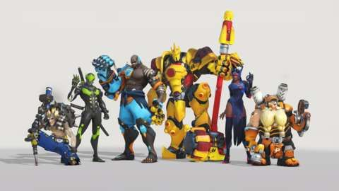Overwatch League Schedule Games And Results  Stage One Week Two Gaming