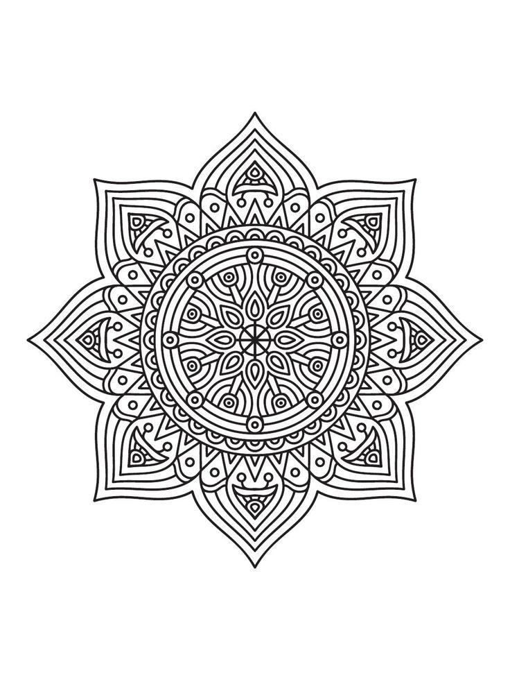 1000  images about basic mandala on pinterest