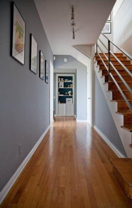 Dark Wood Floors Living Room Paint Staircases 53+ Ideas ...
