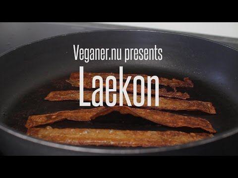 Lækon-strimler (pande/frying pan) - Veganer.nu