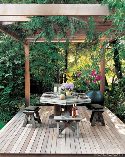 Open-Air Dining