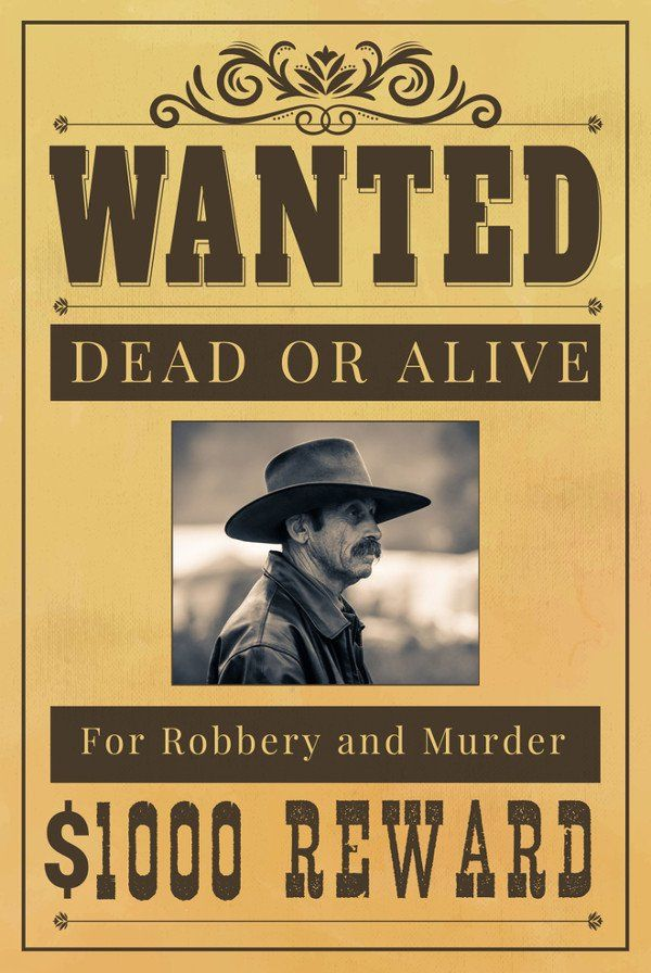 32 One Piece Wanted Poster Template In 2020 Poster Template