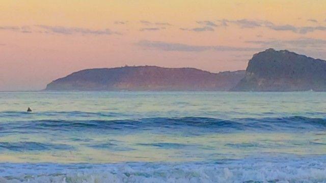 Simple sunset pleasures at Umina Beach - Village Voices
