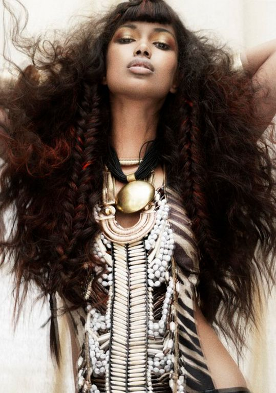 28 Best images about Tarot HairStyles !!! on Pinterest ...