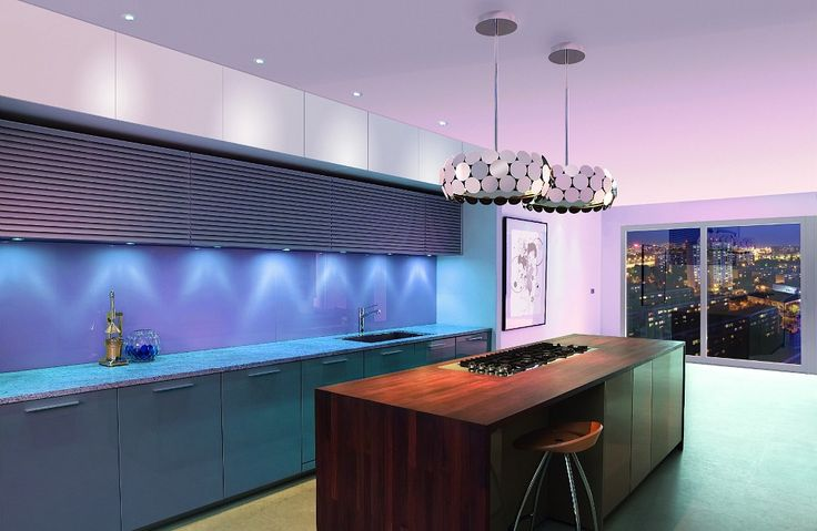extractor over kitchen island pendants - Google Search