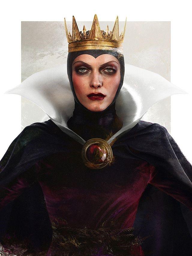 """8. Rainha Má – """"Branca de Neve e os Sete Anões"""""""