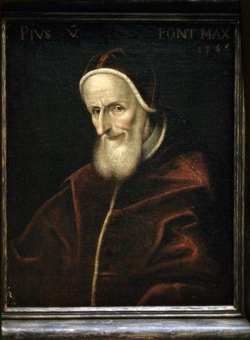 Jacopino Del Conte, Portrait of Pope Paul III (1468-1549)