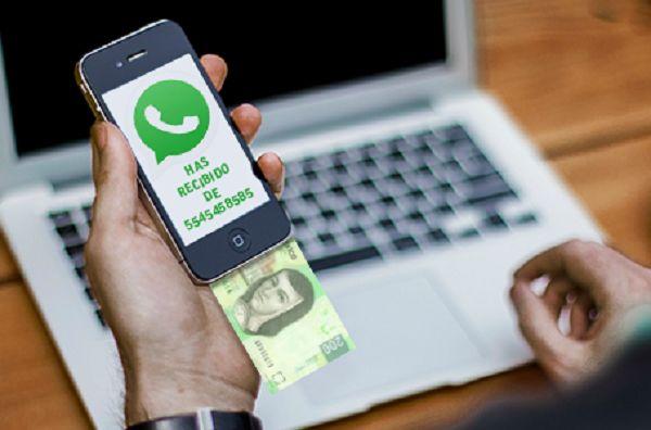 Con Banorte podrás enviar dinero por WhatsApp y Facebook