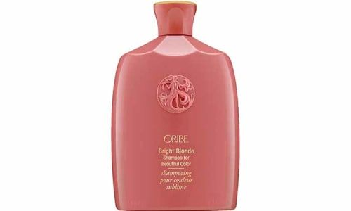 Best Splurge-Worthy Purple Shampoo: ORIBE Bright Blonde Shampoo