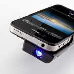 Projector for iPhone4/4S