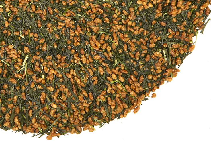 """""""ArTea Presenta: El dato ArTea del día.""""  (Si te dan ganas de tomar un té, visita www.tiendadete.cl)   El Genmaicha es un té japonés compuesto de té verde y arroz integral tostado. El arroz se agrega en el té para que dure más en tiempos dificiles"""