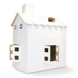 O5home // Huisje van karton - 25.00 euro