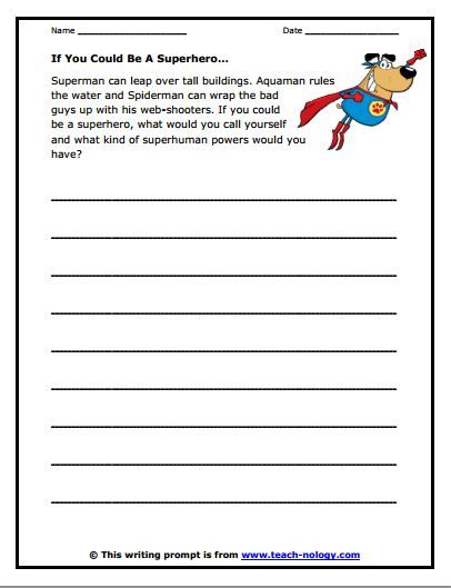 ESL Essay Writing Worksheets - EFLSensei