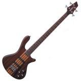 Washburn T24 Taurus, merupakan salah satu gitar bass dengan fitur dan tampilan yang menarik dan sangat cocok untuk para pemain bass yang senang bermain genre Rock.