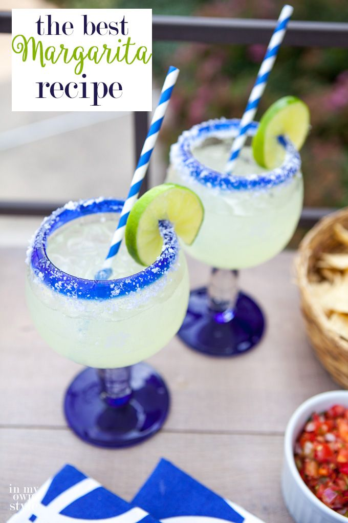This is the Margarita recipe you have been searching for. It is the best! Pitcher size recipe