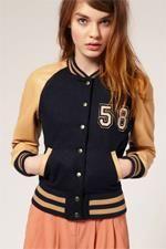 Университетский куртка letterman jackets