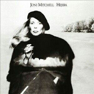 Joni Mitchell, Hejira 1976