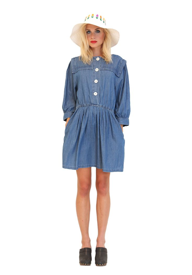 Marja-Leena dress. Shop: http://shop.ivanahelsinki.com/collections/dresses/products/marja-leena