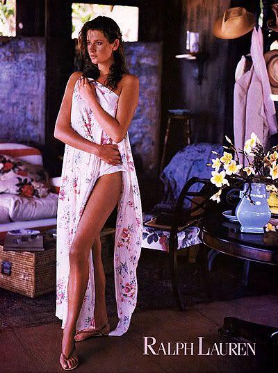 Details about 1987 Ralph Lauren Safari Isabelle Townsend ...