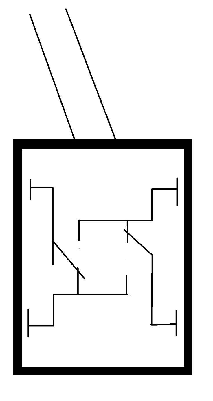 Cara memasang saklar Bor setting putaran bolak-balik dan
