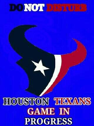 1) who I'm cheering for - Texans #EsuranceFantasyTailgate
