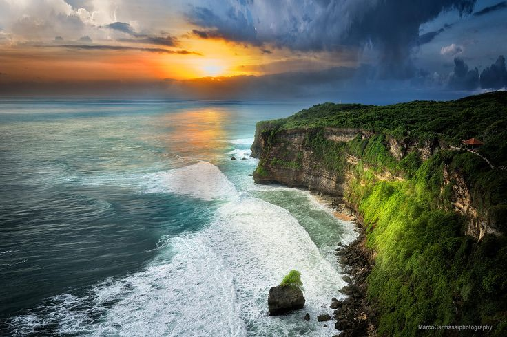Uluwatu, Bali by Marco Carmassi on 500px