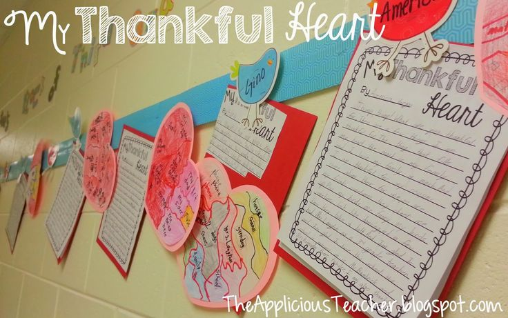 """My Thankful Heart- love this writing idea for around Thanksgiving. Based off of the book, """"My Map Book"""". FREE writing paper included."""