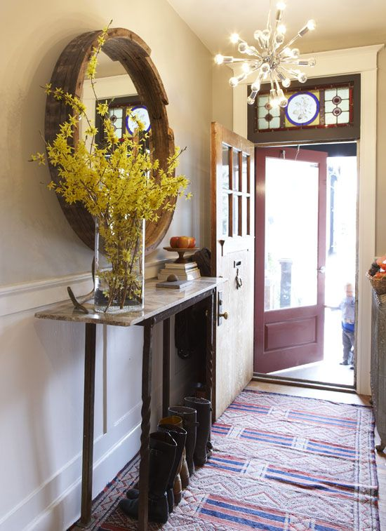 69 best Foyers & Entryways images on Pinterest | Home ideas, Mirrors ...