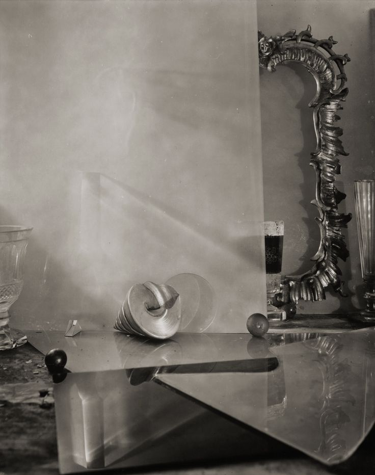 Labirinto di vetro, 1968–1972. - (Josef Sudek)