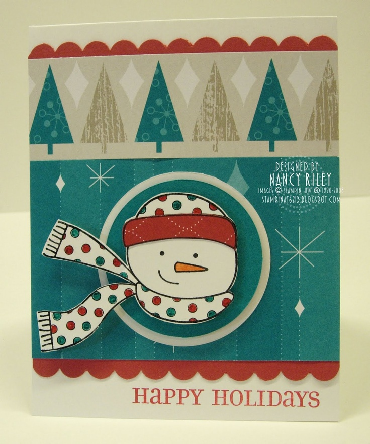 i STAMP by Nancy Riley: CHRISTMAS