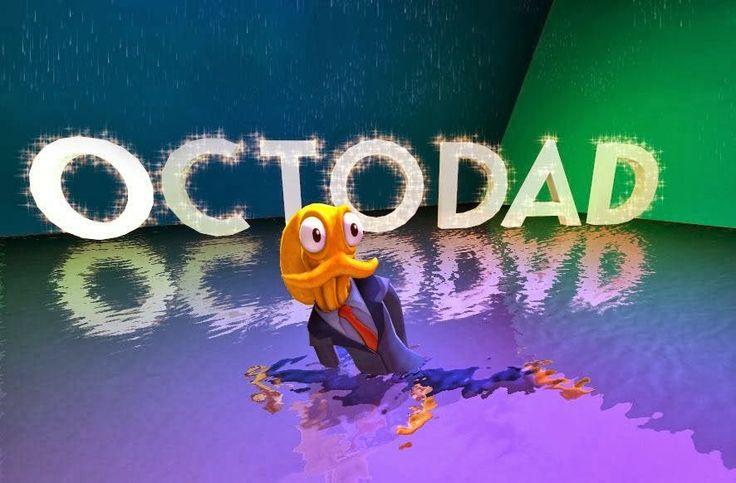 Octodad es un juego de aventura donde deberás controlar a un pulpo que se asemeja a un ser humano, donde como tal deberás lidiar tareas cotidianas, que le serán un tanto complejas debido a sus ocho tentáculos sin huesos. Hay dos maneras para resolver dichas tareas, las que descubrirás a lo largo del juego.  adfoc.us/22013840720441