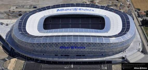 Allianz Riviera (Nice, France) By Jean-Michel Wilmotte