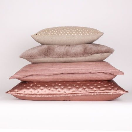 A selection of luxurious cushions by Birgit Israel | Accessories - Soft Furnishings in the Showroom Collection