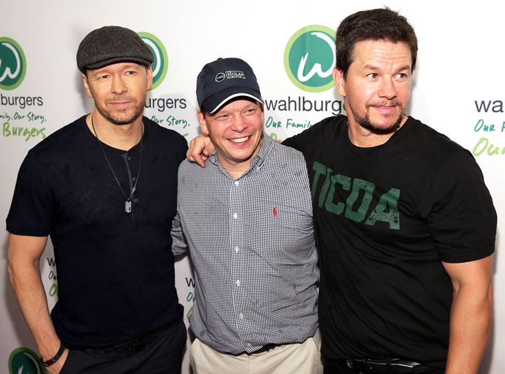 Donnie paul amp mark wahlberg from the big picture today s hot pics